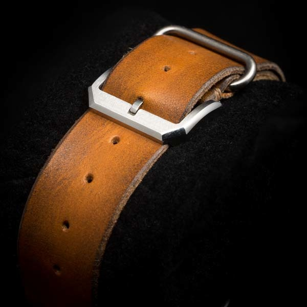 WWII LEATHER WATCH STRAP #71nato-rolex