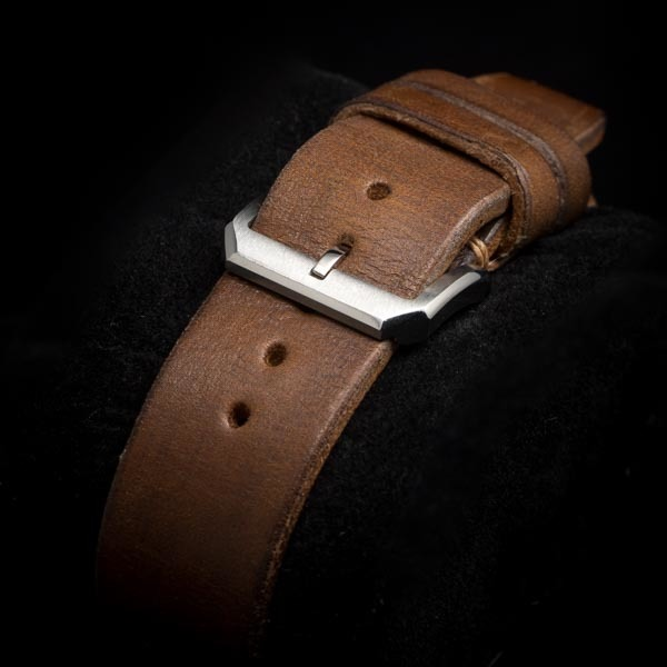 WWII LEATHER WATCH STRAP #73r1
