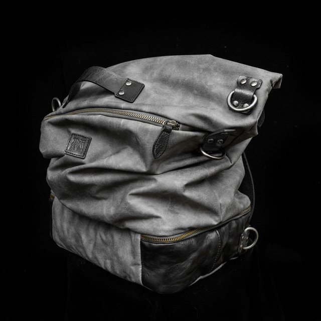 """SPACEJUMPER"" CORDURA ® NYLON CONVERTIBLE BAG"